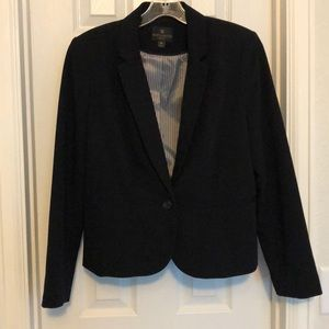 Petite Black Business Blazer